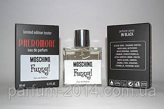 Жіночі парфуми москіно фанні Moschino Funny з феромонами 60 мл (осіб) парфум аромат запах пробник тестер