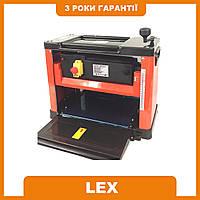 Портативный рейсмус LEX LXTP330, 2200Вт Рейсмусовый станок Лекс