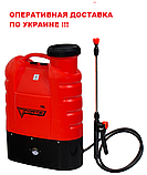 Акумуляторний обприскувач FORTE CL-16A! Перевірена якість!, фото 2
