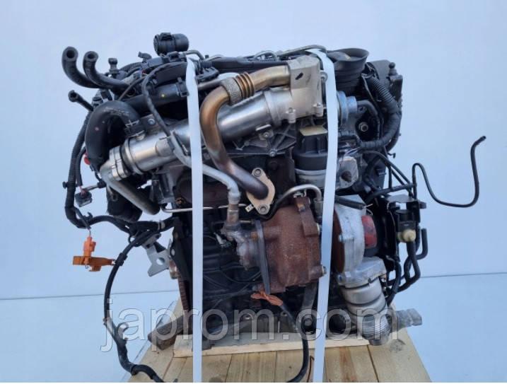 Под заказ Мотор (Двигатель) Audi A4 B7 Q5 8r 2,0 TDI CAGA143л.с  Ауди 2008-2014г.в.