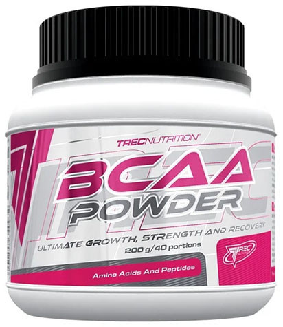 BCAA Powder Trec Nutrition (200 гр.)