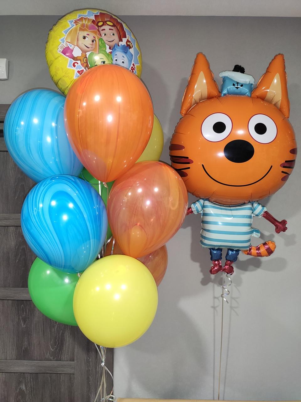 Яскраві кульки для дітей