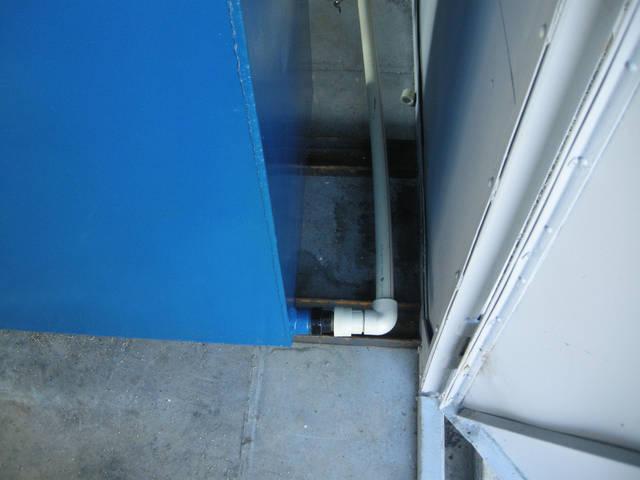 Подвод воды в котел