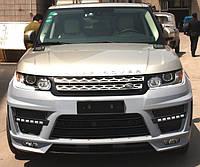 Обвес Lumma на Range Rover Sport 2013-