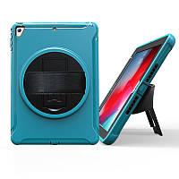 Чехол Rotating Belt Case для Apple iPad 5 2017 / iPad 6 2018 Light Blue