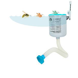 Скиммер для бассейна навесной поверхностный Intex 28000, от фильтр-насоса 6 028 л/ч