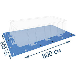 Универсальная подстилка X-Treme 28907, 800 х 600 см