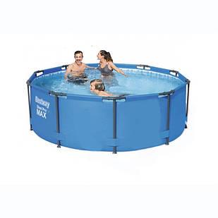 Каркасный бассейн Bestway  56984 - 0, 305 х 100 см (чаша, каркас)