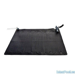 Солнечный нагреватель для бассейнов Intex 28685. Размер 120 х 120 см. Работает от 1 250 л/ч до 7570 л/ч