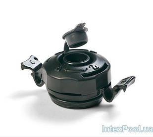 Клапан «3 в 1» Intex 10650 для надувных кроватей, матрасов, диванов