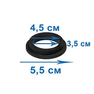 Уплотнительное кольцо Intex 11412 для  песочного насоса 26644, 26646, 26648, 26652, 28644, 28646, 28648, 28652
