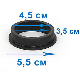 Уплотнительное кольцо Intex 11228 клапана подачи воды комби-картр/ 28674, песочного насоса 26644, 26646,