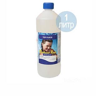 Флокер (коагулянт, флокулянт) жидкий для воды в бассейне 80011 Kerex (Венгрия), 1 л