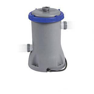 Картриджный фильтр насос Bestway 58386, 3 028 л/ч, тип II