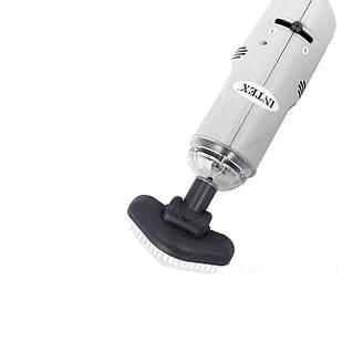 Ручной переносной водный пылесос со встроенным аккумулятором Ni-MH Intex 28620 для очистки дна бассейна