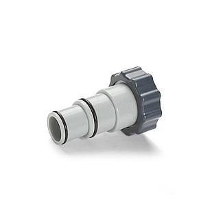 Переходник Intex 10849 для адаптирования резьбы 50 мм (под 38 мм) к шлангу 32 мм