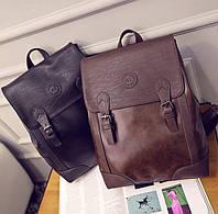 Городской женский рюкзак винтажный