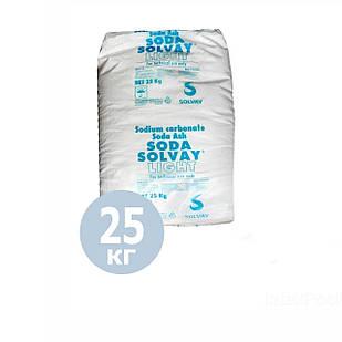 Средство для повышения уровня pH (Бельгия) 25 кг PH+ плюс для бассейна Solvay 80027.