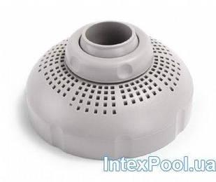 Выпускная решетка Intex 12369  New (новый стандарт) на форсунку-соединитель 12371 для бассейна с отверстиями