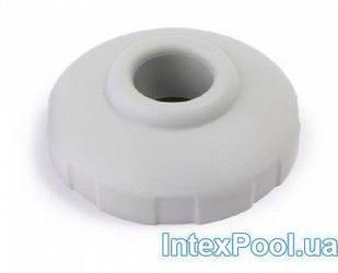 Выпускная решетка Intex 12364 New (новый стандарт) на форсунку 12365 для бассейнов под хомуты (32 мм)