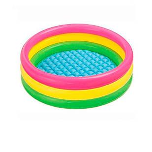 Детский надувной бассейн Bestway 51128, 70 х 24 см