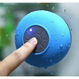 Портативная колонка Bluetooth колонка для душа водонепроницаемая MP3, фото 5