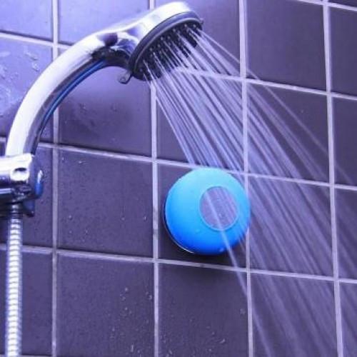 Портативная колонка Bluetooth колонка для душа водонепроницаемая MP3