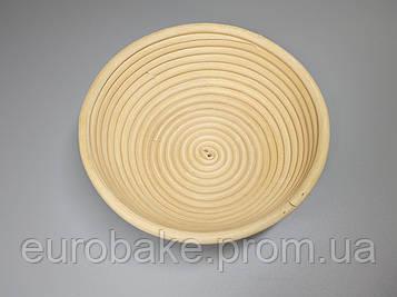 Корзины для расстойки теста круглой формы на 0,75 кг хлеба
