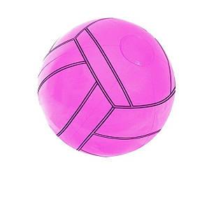 Надувной мяч Bestway 31004, 41 см, розовый