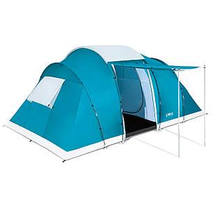 Шестиместная палатка Pavillo Bestway 68094 «Family Ground 6»