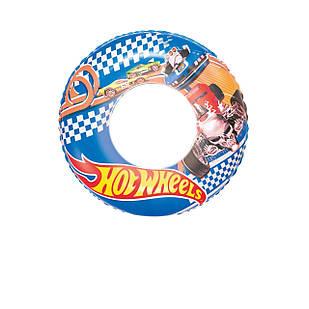 Надувной круг Bestway 93401 «Хот Вилс», 56 см
