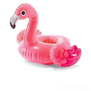 Плавающий подстаканник Intex 57500-1 «Фламинго», 33 х 25 см
