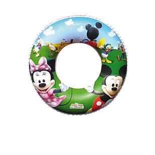 Надувной круг Bestway 91004 «Микки Маус», 56 см