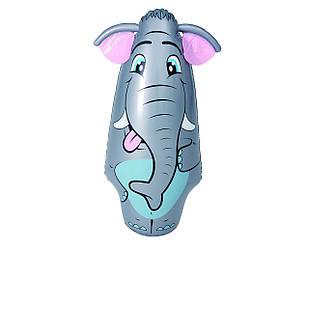 Надувная игрушка - неваляшка Bestway 52152 «Слон», 91 см