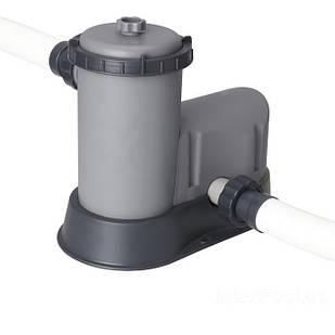Картриджный фильтр насос Bestway 58389 - 1, 5 678 л/ч, тип III
