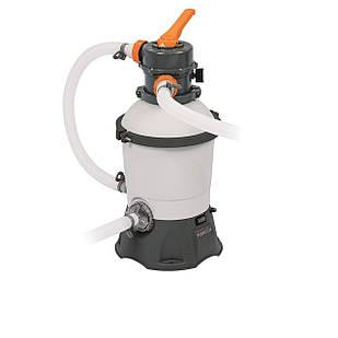 Песочный фильтр насос Bestway 58515 - 1, 3 028 л/час, 8.5 кг