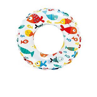 Надувной круг Intex 59230 «Рыбка», 51 см