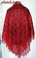 Оренбургские платки и шали