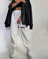 """Спортивні штани жіночі на манжетах, розміри 42-50 (2цв)""""ANIKA"""" недорого від прямого постачальника"""