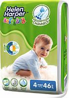 Підгузники дитячі Helen Harper Soft&Dry 4 Maxi (7-18 кг) 46 шт