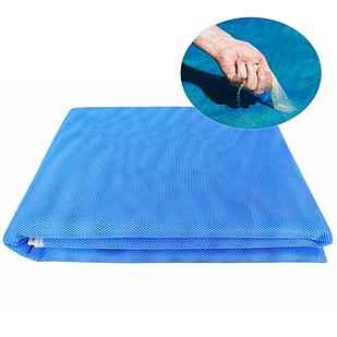 Пляжный коврик IntexPool 72599 «Анти-песок», 200 х 150 см, голубой