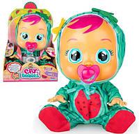 Кукла интерактивный пупс плакса тутти фрутти Мел Cry Babies Tutti Frutti Mel Watermelon арбуз