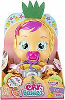 Кукла интерактивный пупс плакса тутти фрутти Мел Cry Babies Tutti Frutti Pia Pineapple ананас
