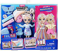 Кукла Фейлфикс Эпичное перевоплощение Failfix 2Dreami Epic Color Style Makeover