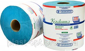 Паперові рушники Кохавинка одношарові 150 м 525 відривів, фото 2