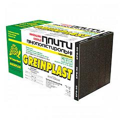 Графітовий пінопласт Greinplast EPS 50 (графіт) Графітовий пінополістирол Грейнпласт