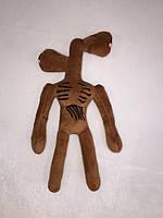 Мягкая игрушка Karinka Siren Head Сиреноголовый монстр 40 см Коричневый
