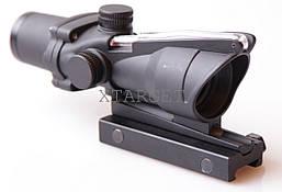 Прицел оптический SHAN 4X32 (реплика Trijicon)