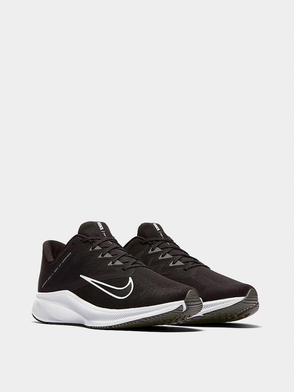 Кросівки чоловічі Nike Quest 3 чорні CD0230-002