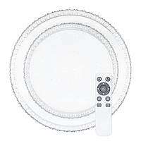 Светильник светодиодный Biom SMART SML-R22-50/2 3000-6000K 50Вт с д/у
